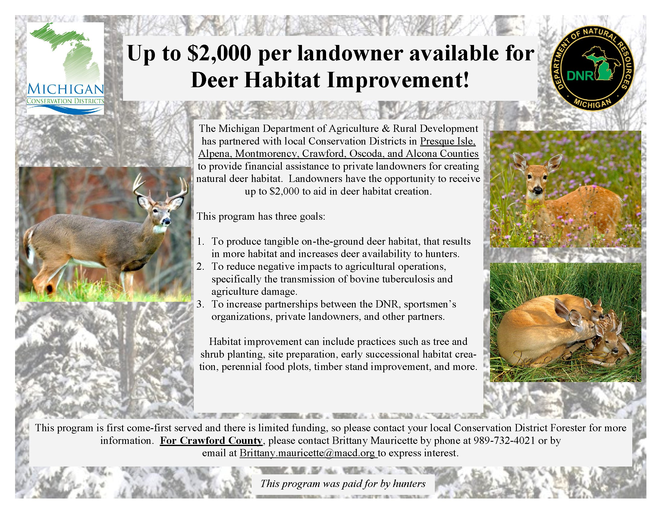 2-1-2016 deer improvement FLYER.jpg
