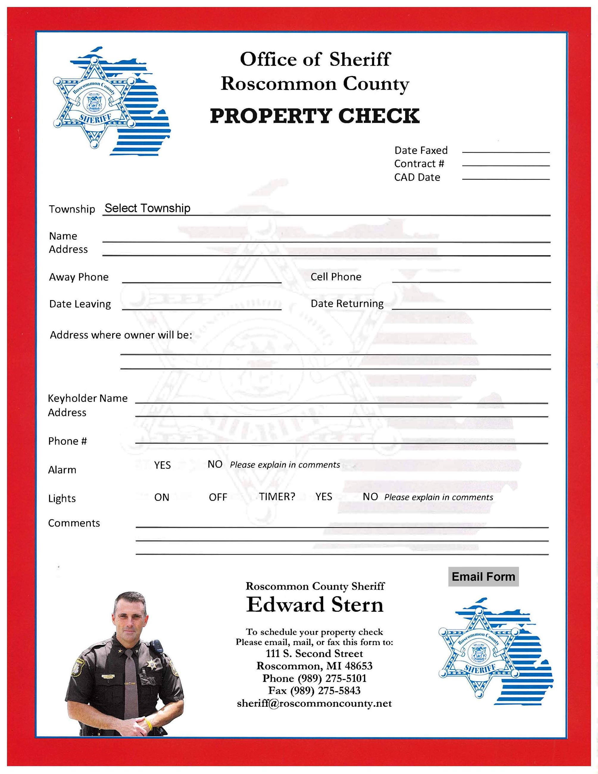 Property Check